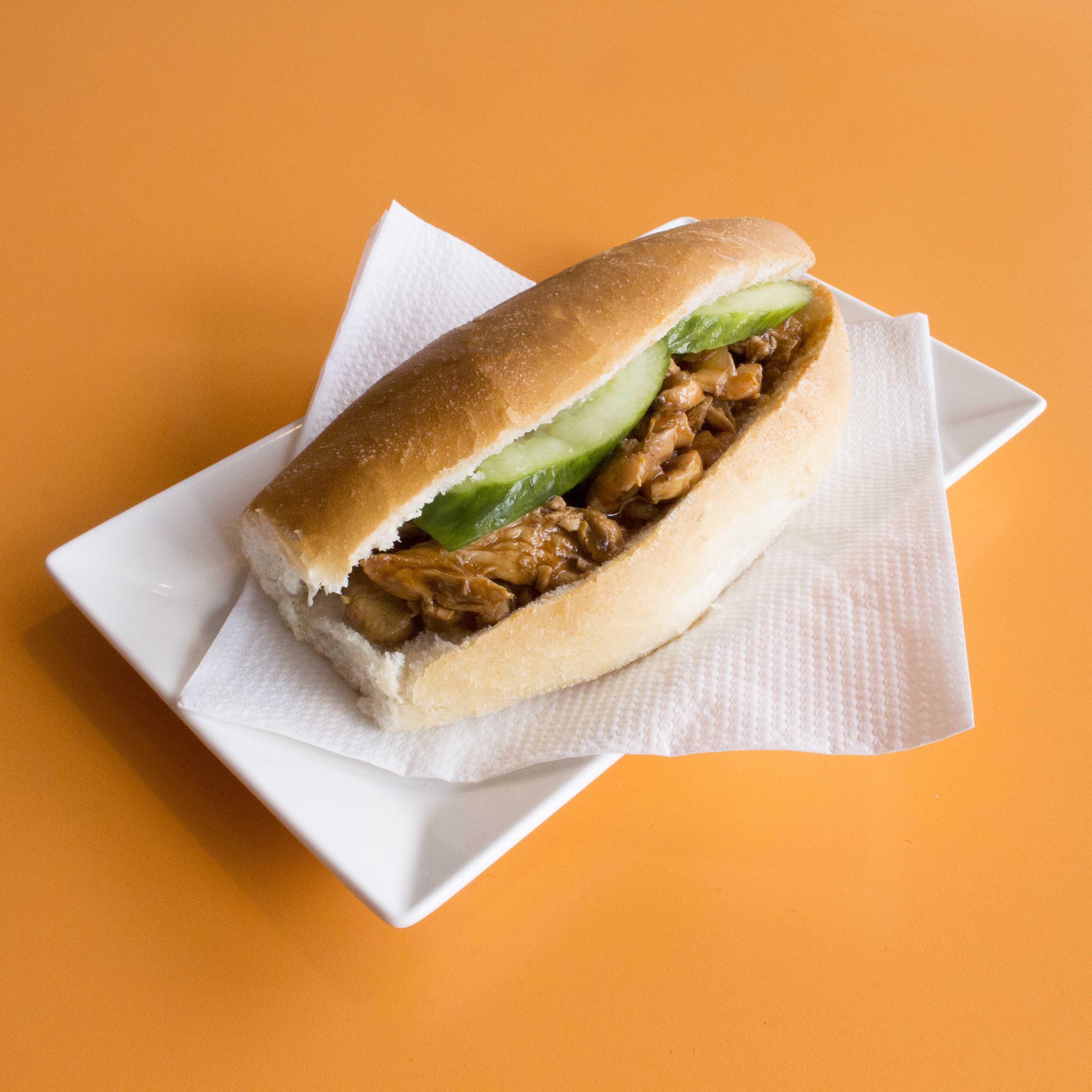 Wonderbaarlijk Hete kip - Restaurant Lung Fung   Chinees-Surinaams WR-49